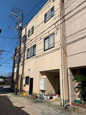 【外観】釈迦堂店舗兼住宅