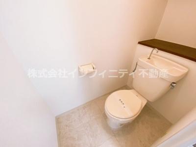 【トイレ】ラ・ポール鴻池