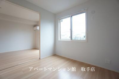 【居間・リビング】カーサ・アグロス