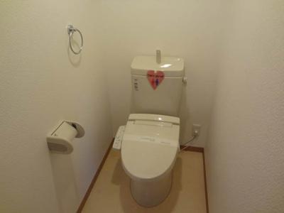 【トイレ】福岡マンション・