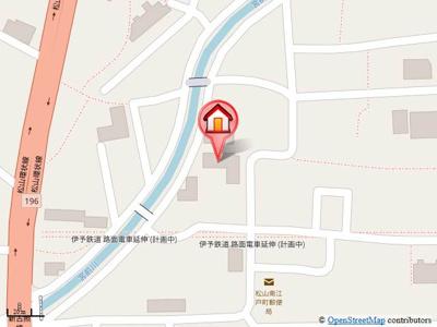 【地図】福岡マンション・