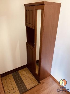 【玄関】ウインコーポ