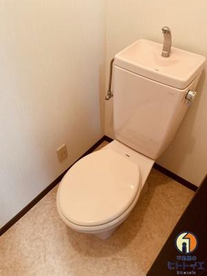 【トイレ】ウインコーポ