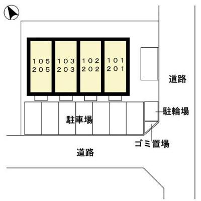 【区画図】シャトル岬