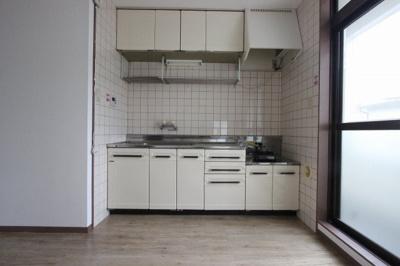 【キッチン】ホワイトハイツ仁保