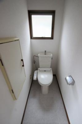 【トイレ】ホワイトハイツ仁保
