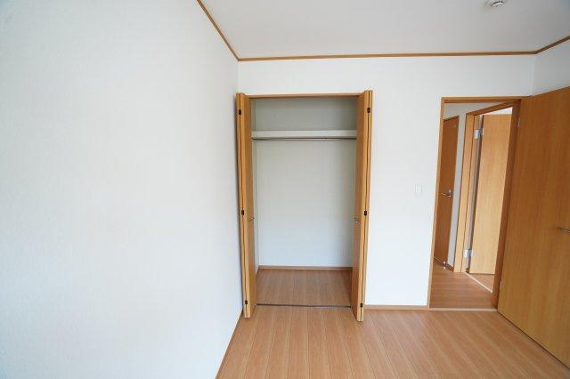 全室収納あります。