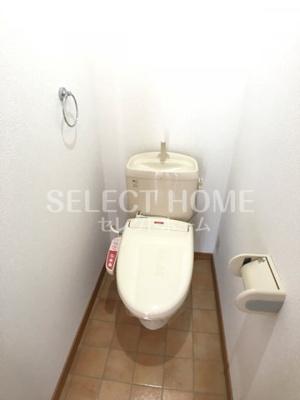 【トイレ】Bonheur
