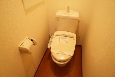 【トイレ】ローズコート明石