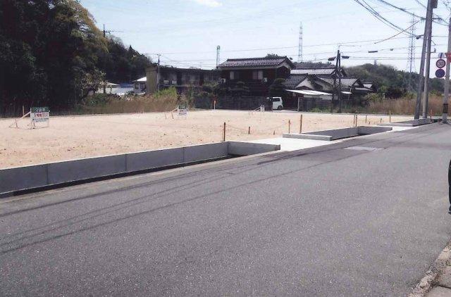【外観】米子市長砂町2号地 売土地