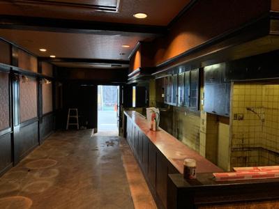 【外観】喫茶店居抜 1階店舗 日本橋5 恵美須町駅