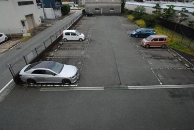 【駐車場】アメニティハイツ杏栄館
