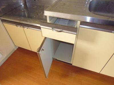 【キッチン】サンメゾン神田