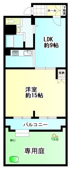 リフォーム向け物件 別府駅徒歩4分で住みやすい環境です