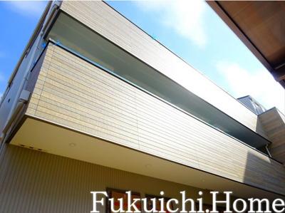 【外観】渋谷区本町YKテラスハウス