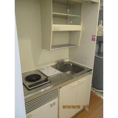 MF9ビルのキッチン