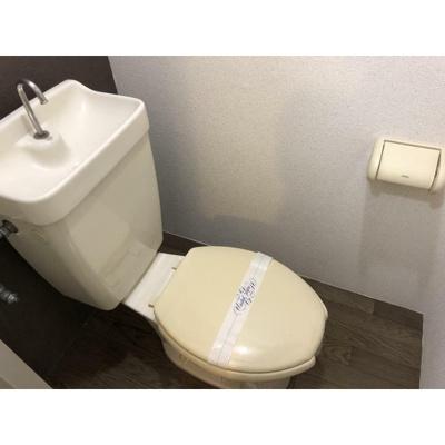 コーポビスタIIのトイレ