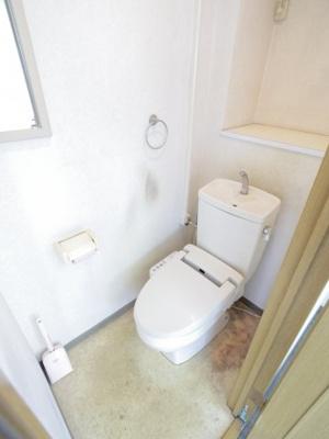 【トイレ】ブリックコーポ