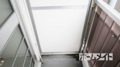 【バルコニー】ダイコウレストハウス芥川