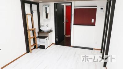【居間・リビング】ダイコウレストハウス芥川