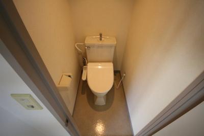 【トイレ】プチシャトレ森北