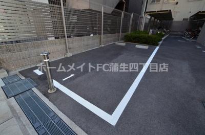 【駐車場】エスプレイス大阪城SOUTH