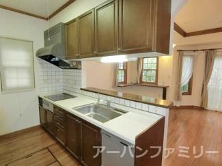 【キッチン】近江八幡市土田町 中古戸建