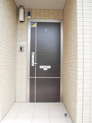 【玄関】ソヨゴガーデン