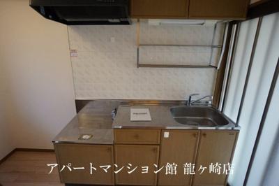 【キッチン】セジュール久津見