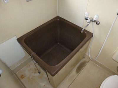 【浴室】ダックハウス白楽町