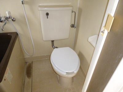【トイレ】ダックハウス白楽町