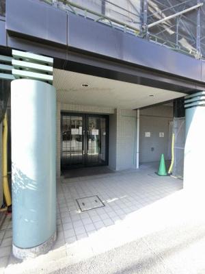 【エントランス】横浜伊勢佐木南パーク・ホームズ