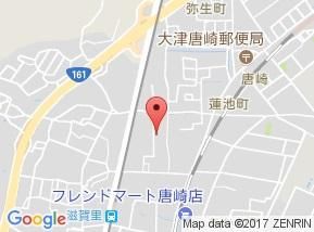 【地図】コアン・クレールA