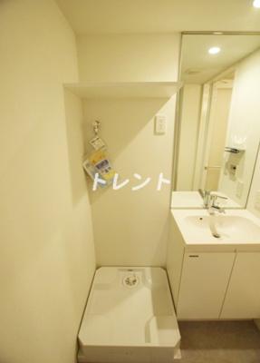 【洗面所】スタンズ神楽坂