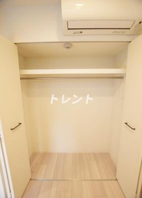 【収納】スタンズ神楽坂