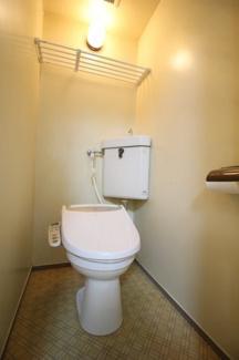 【トイレ】スカイハイツ五和