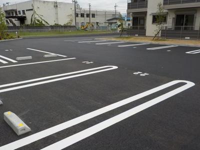 【駐車場】グリナージュ郷之山Ⅱ