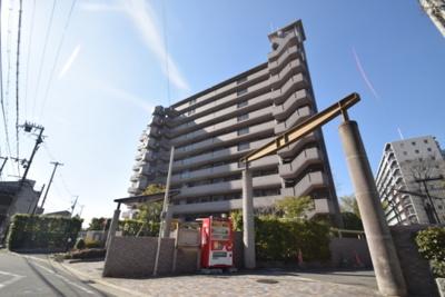 【現地写真】 鉄骨鉄筋コンクリート造11階建マンション♪