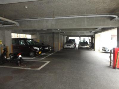 【駐車場】スカイプラザ下関