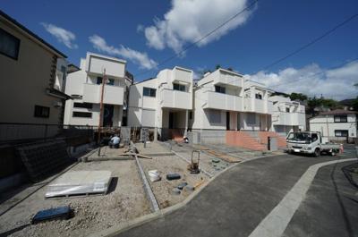 【外観】保土ヶ谷区今井町全8棟 新築戸建て
