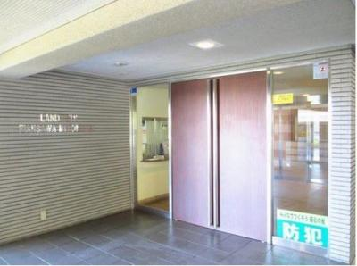 【エントランス】ランドシティ藤沢聖園台