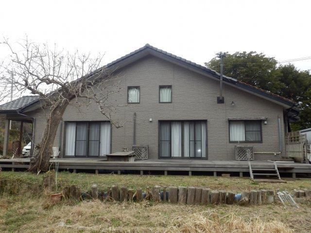【外観】鹿嶋市志崎中古一戸建