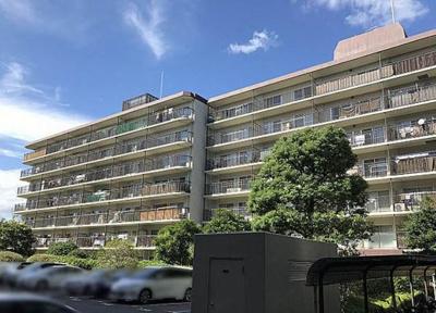 【外観】コトーハイツ伏見稲荷A棟 オーナーチェンジ