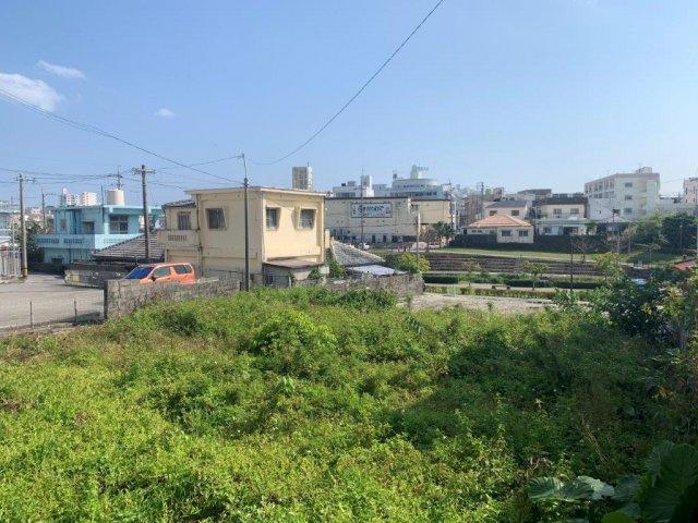 【展望】沖縄市城前町土地