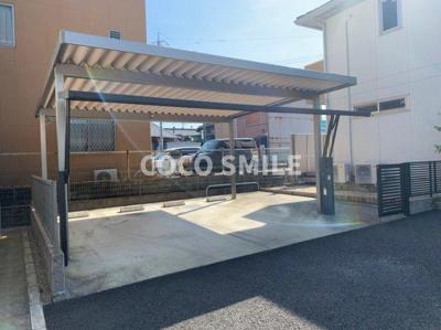 【駐車場】ディアコート戸建て