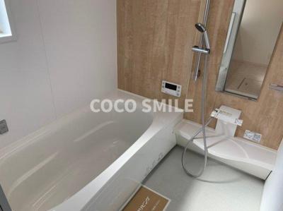 【浴室】ディアコート戸建て