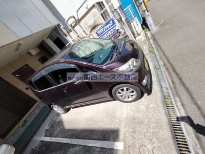 【駐車場】アズサ2号