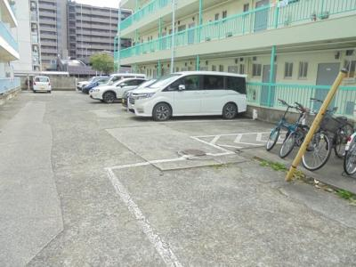 【駐車場】第1悠雅荘