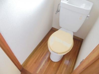 【トイレ】第1悠雅荘