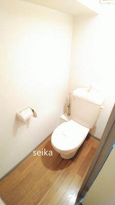 【トイレ】ヴィラ・トリトン